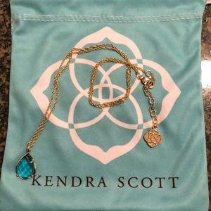 Kendra Scott sagittarius pendant necklace